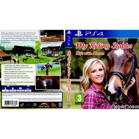 【中古】[PS4]My Riding Stables - Life with Horses(EU版)(CUSA-12023)(20181012)