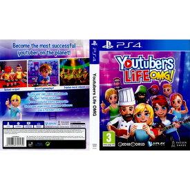 【中古】[PS4]YouTubers Life OMG!(ユーチューバーズライフ)(EU版)(CUSA-13591)(20181130)
