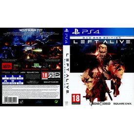 【中古】[PS4]LEFT ALIVE(レフト アライヴ)(EU版)(CUSA-11201)(20190305)