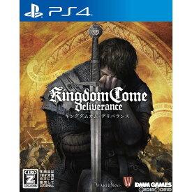 【中古】[PS4]キングダムカム・デリバランス(Kingdom Come: Deliverance) 通常版(20190718)
