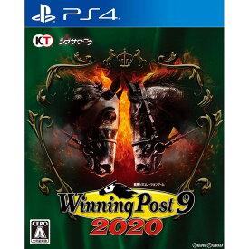 【中古】[PS4]Winning Post 9 2020(ウイニングポスト 9 2020)(20200312)