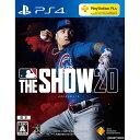 【予約前日発送】[PS4]早期購入特典付(ゴールドチョイスパック×1) MLB The Show 20(英語版)(20200317)