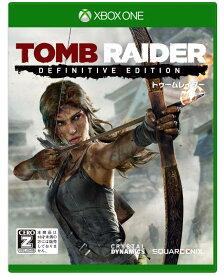 【中古】[XboxOne]トゥームレイダー ディフィニティブエディション(TOMB RAIDER DEFINITIVE EDITION)(20140904)