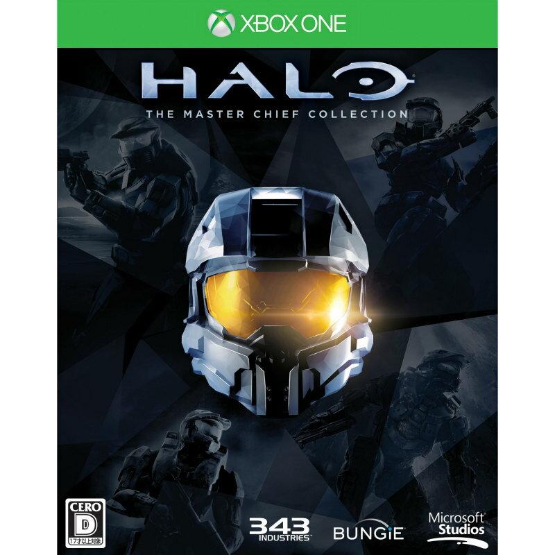 【中古】[XboxOne]Halo: The Master Chief Collection(ヘイローマスターチーフコレクション) 限定版(20141113)