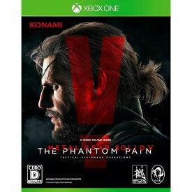 【中古】[XboxOne]METAL GEAR SOLID V: THE PHANTOM PAIN(メタルギアソリッド5 ファントムペイン) 通常版(20150902)