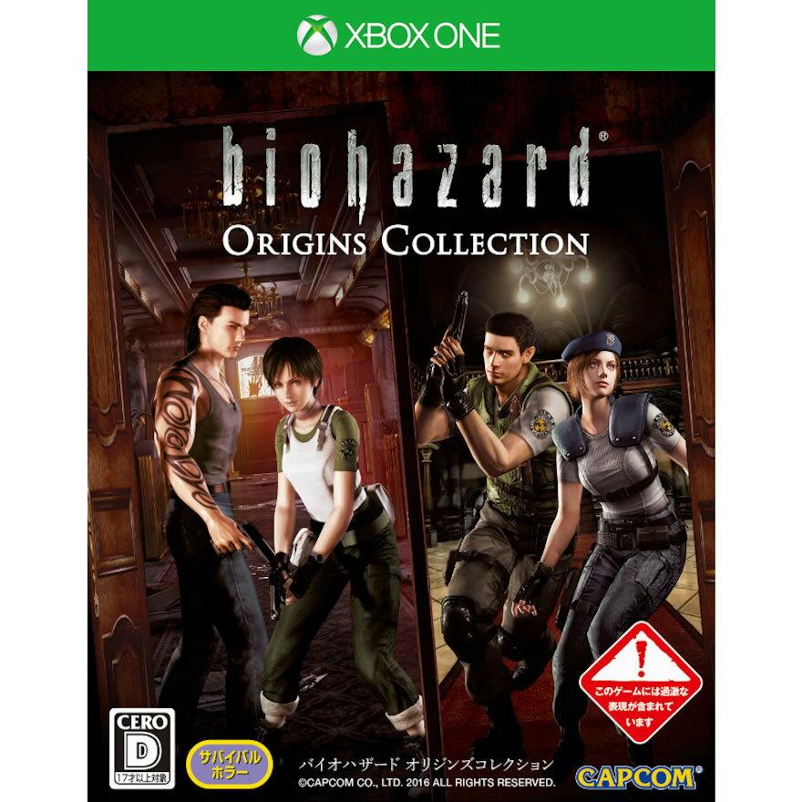 【中古】[XboxOne]バイオハザード オリジンズコレクション(biohazard Origins Collection)(20160121)