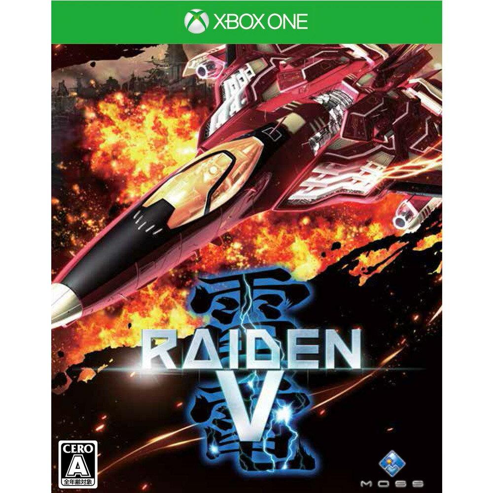 【中古】[XboxOne]雷電V(RAIDEN5)(20160225)