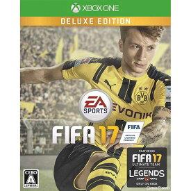 【中古】[XboxOne]FIFA 17 DELUXE EDITION(限定版)(20160929)