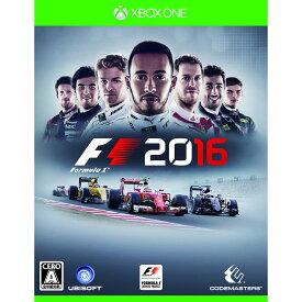 【中古】[XboxOne]F1 2016(20160908)