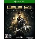 【中古】[XboxOne]Deus Ex: Mankind Divided(デウスエクス マンカインド・ディバイデッド)(20170323)【RCP】