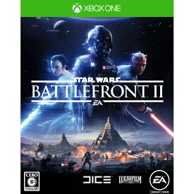 【中古】[XboxOne]スター・ウォーズ バトルフロント II(Star Wars Battlefront 2) 通常版(20171117)