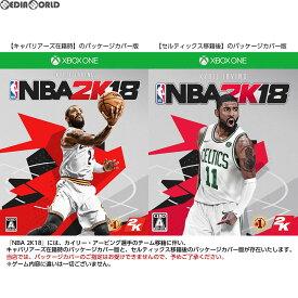 【中古】[XboxOne]NBA 2K18(20170919)