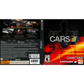 【中古】【表紙説明書なし】[XboxOne]Project CARS(プロジェクトカーズ)(北米版)(20150512)
