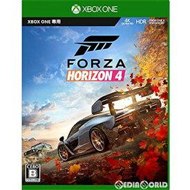 【中古】[XboxOne]Forza Horizon 4(フォルツァ ホライゾン 4) 通常版(20181002)