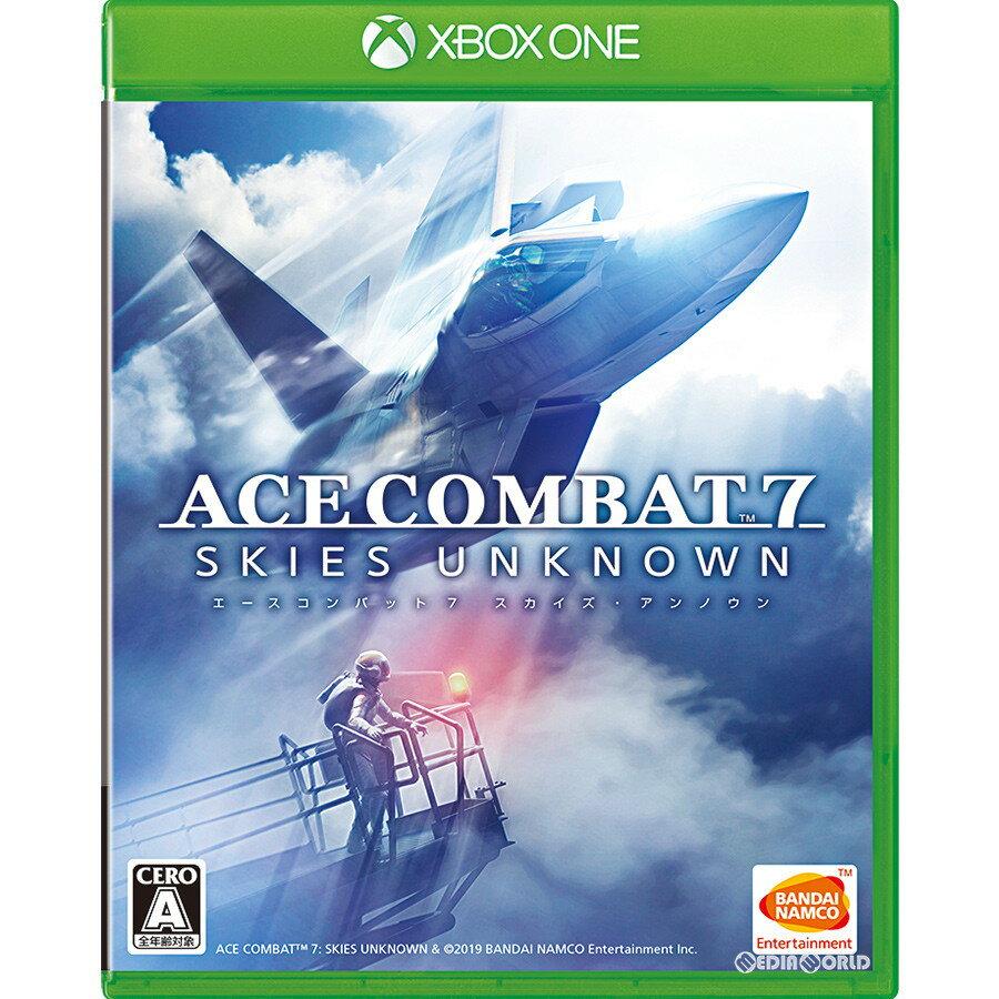 【中古】[XboxOne]ACE COMBAT 7: SKIES UNKNOWN(エースコンバット7:スカイズ・アンノウン)(20190117)