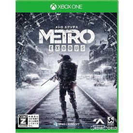 【中古】[XboxOne]メトロ エクソダス(Metro Exodus)(20190215)