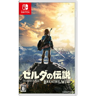 [Switch] Legend ブレスオブザワイルド normal version (20170303) of Zelda