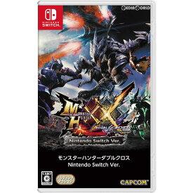 【中古】[Switch]モンスターハンターダブルクロス(MHXX / Monster Hunter Double Cross) Nintendo Switch Ver.(ニンテンドースイッチバージョン)(20170825)