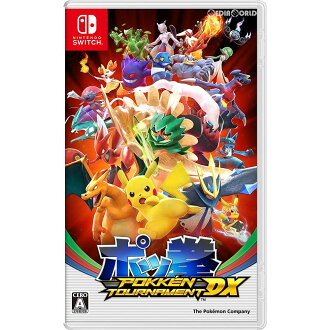 [Switch] ポッ fist POKKÉN TOURNAMENT DX(20170922) with early purchase privilege (ポッ fist DX - study aid ... (temporary))