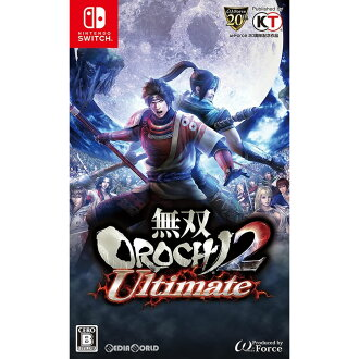 [Switch] Incomparableness OROCHI2 Ultimate (the incomparableness オロチ 2 ultimate) (20171109)
