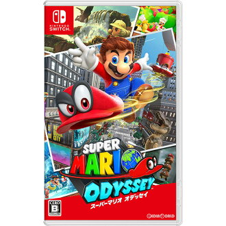 [Switch] Super Mario Odyssey (20171027)