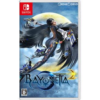 [Switch] ベヨネッタ 2(BAYONETTA 2) normal version (20180217)