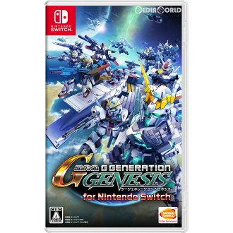 "[Switch] SD ガンダムジージェネレーションジェネシス for Nintendo Switch(20180426) with early purchase privilege (""スーパーガチャポンワールド SD Gundam X"" DLC)"