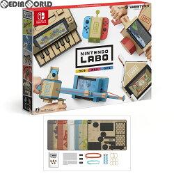 【中古】[Switch]NintendoLaboToy-Con01:VarietyKit(ニンテンドーラボトイコン01バラエティキット)(20180420)