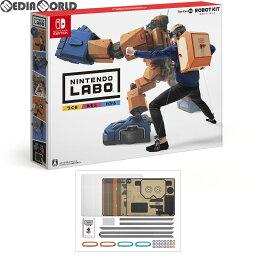 [Switch]任天堂Labo Toy-Con 02:Robot Kit(nintendorabotoikon 02機器人配套元件)(20180420)