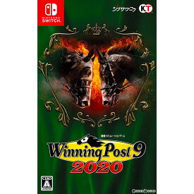 【新品】【お取り寄せ】[Switch]Winning Post 9 2020(ウイニングポスト 9 2020)(20200312)