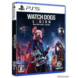 【新品即納】[PS5]初回特典付(ゴールデンキングパックDLコード) ウォッチドッグス レギオン(Watch Dogs: Legion) 通常版(20201126)