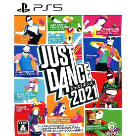 【新品即納】[PS5]ジャストダンス2021(Just Dance 2021)(20201126)