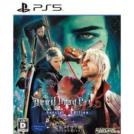 【新品】【お取り寄せ】[PS5]Devil May Cry 5 Special Edition(デビル メイ クライ 5 スペシャルエディション)(20201112)