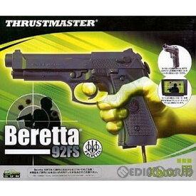 【中古】[ACC][Xbox]Xbox用 THRUSTMASTER Beretta 92FS(スラストマスター ベレッタ92FS) ギルモ(4470011)(20030130)