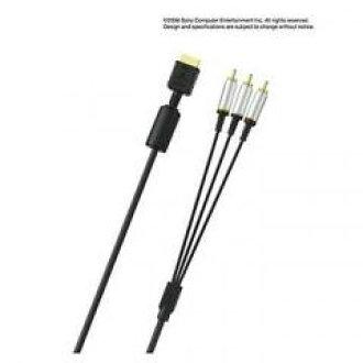 [ACC]支持1具[PS3]AV電纜3m圖像/聲音型SCE(PS3/PS2/PS的)(SCPH-10500)(20061207)