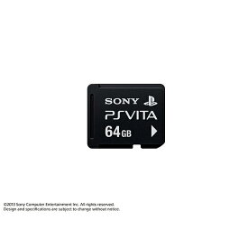 【中古】[ACC][PSVita]メモリーカード 64GB PlayStationVita専用 SCE(PCH-Z641J)(20131010)