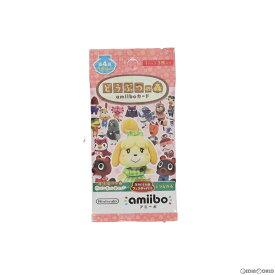 【新品即納】[ACC][3DS](再販)どうぶつの森amiiboカード(アミーボカード) 第4弾 任天堂(20200314)