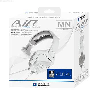 [选择] 游戏耳机空气非立体声 (单声道) 为 PlayStation4 HORI (PS4-071) (20161006)