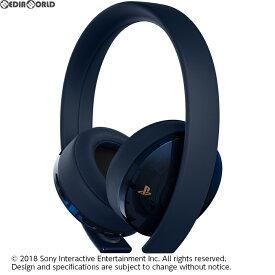 【中古】[ACC][PS4]ワイヤレスサラウンドヘッドセット 500 Million Limited Edition(500ミリオンリミテッドエディション) SIE(CUHJ-15007J1)(20180906)