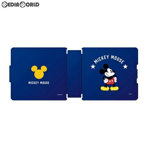 【新品即納】[ACC][Switch]Nintendo Switch専用カードポケット24 ミッキーマウス マックスゲームズ(HACF-02MK)(20181213)