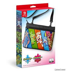 【中古】[ACC][Switch]サコッシュ『ポケットモンスター ソード・シールド』 for Nintendo Switch Lite(ニンテンドースイッチライト) 任天堂販売(NSL-0078)(20191101)