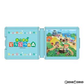 【中古】[ACC][Switch]Nintendo Switch専用(ニンテンドースイッチ専用) カードポケット24 あつまれどうぶつの森 任天堂ライセンス商品 マックスゲームズ(HACF-02AD)(20200320)