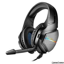 【予約前日発送】[ACC][PS5]CYBER・ゲーミングヘッドセット(PS5用) ブラック サイバーガジェット(CY-P5GMHS-BK)(2020年12月中旬)