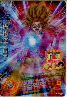 [TCG]七龍珠英雄HJ7-SEC孫悟空:GT(20141113)