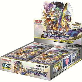 【予約前日発送】[BOX][TCG]ポケモンカードゲーム サン&ムーン 強化拡張パック 「ドリームリーグ」(30パック)(20190802)