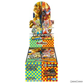 【新品即納】[BOX][TCG]デュエル・マスターズTCG Wチームドッキングパック チーム銀河&チームボンバー(DMEX-11)(16パック)(20200523)