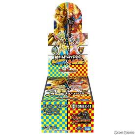 【新品即納】[カートン][TCG]デュエル・マスターズTCG Wチームドッキングパック チーム銀河&チームボンバー(DMEX-11)(24BOX)(20200523)