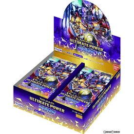 【新品即納】[BOX][TCG]デジモンカードゲーム ULTIMATE POWER ブースターパック(BT-02)(24パック)(20200722)