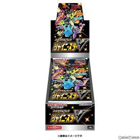【新品即納】[BOX][TCG](再々販)ポケモンカードゲーム ソード&シールド ハイクラスパック シャイニースターV(10パック)(20211001)