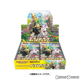 【予約前日発送】[カートン][TCG]ポケモンカードゲーム ソード&シールド 強化拡張パック イーブイヒーローズ(12BOX)(20210528)